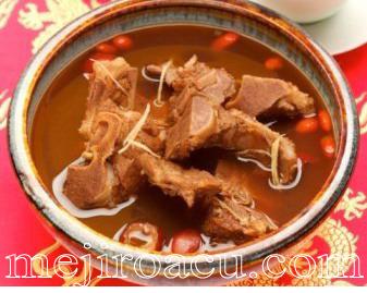 棗スープ ナツメ肉スープ