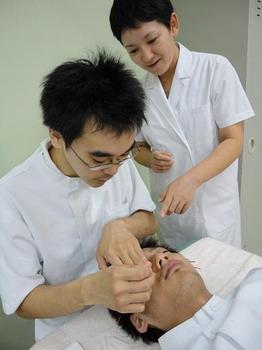 美容鍼灸講習会6