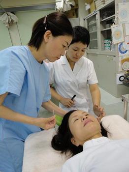美容鍼灸講習会5