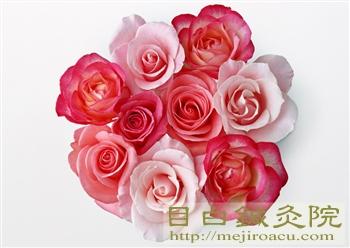 バラの花たばイメージ