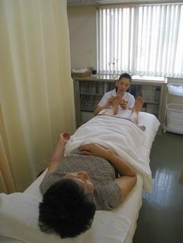 鍼灸研修風景7