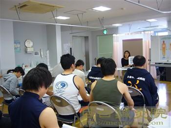 20110306リンパ講習会1
