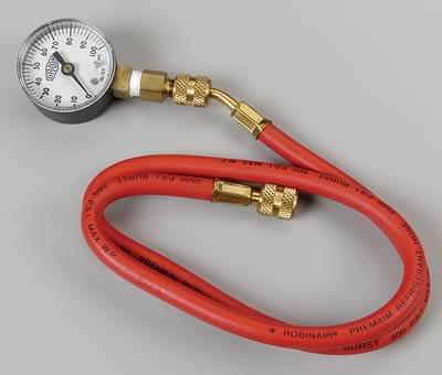 燃料圧力計