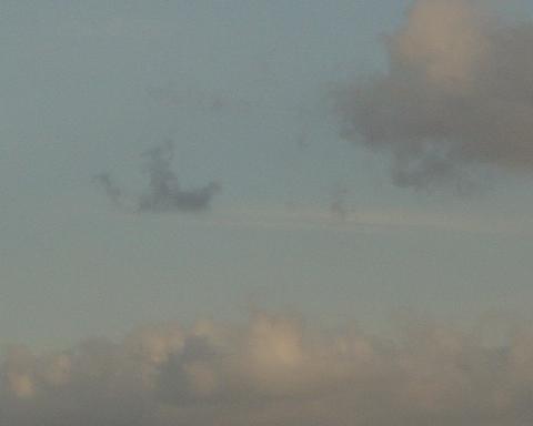 サンタ雲2