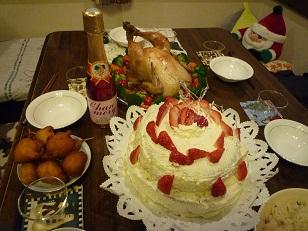 中島家クリスマス 2010 021