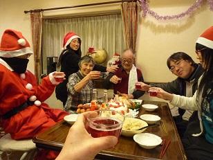 中島家クリスマス 2010 028