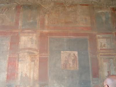 15_ポンペイの壁4