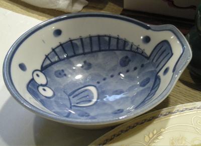 殻入れのお皿