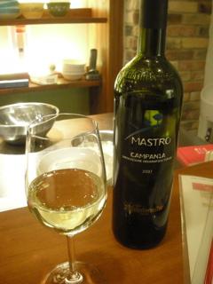 ワイン、ビアンコ
