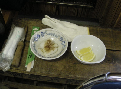 牡蠣焼きセット