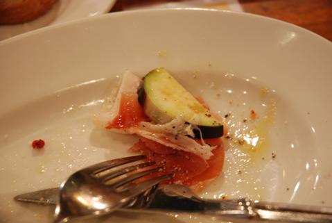 水茄子サラダ