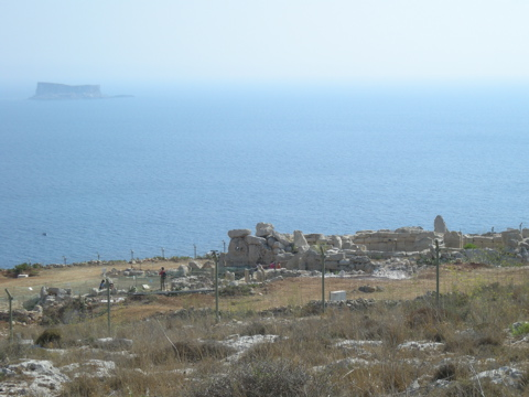 Mnajdra(before