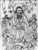 アントニウス修道会の絵1