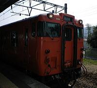 出雲ローカル電車