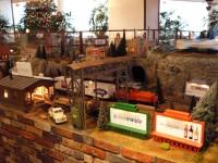 ヒルトン東京ベイ・クリスマストレイン2008