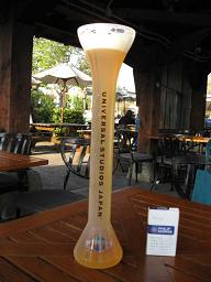 長いビール