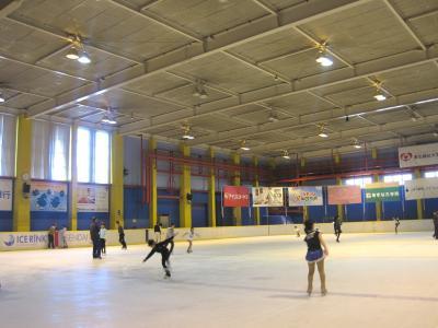 スケート リンク 仙台 仙台の数少ないスケート場