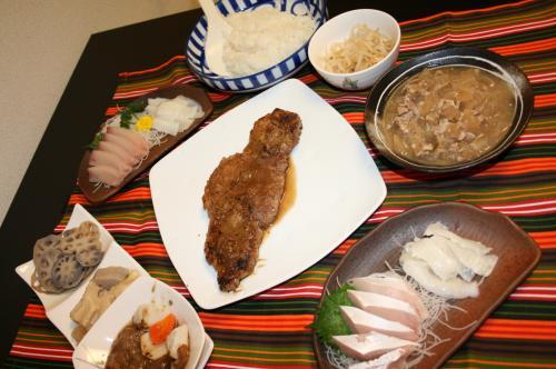 2009-1-10-晩御飯