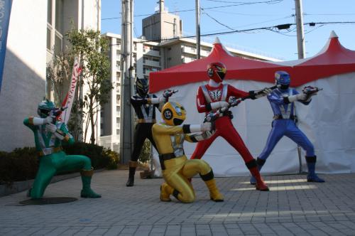 2009-1-11-ゴーオンジャー