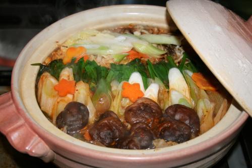 2009-1-17キムチ鍋
