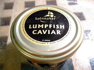 ランプフィッシュのキャビア
