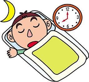 睡眠不足は、ダイエットの大敵