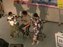 2009.9.20.坂口憲二がジャスコに来たよ! 009 ブログ用