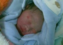 新生児誕生
