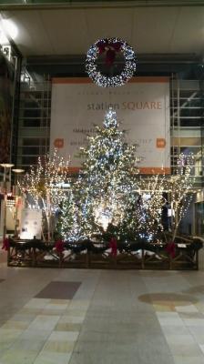相模大野クリスマスツリー