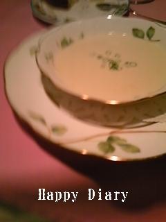 白菜とねぎのスープ