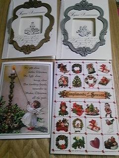 2008年クリスマスカード