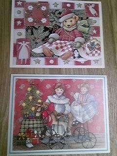 2008年クリスマスカード3