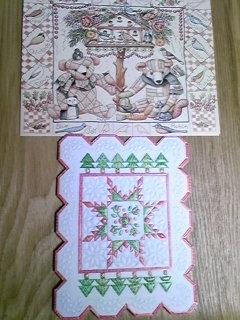 2008年クリスマスカード5