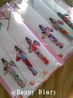 神戸母の手作り割り箸袋