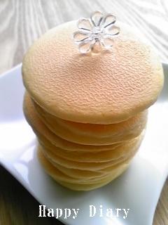 ミニミニホットケーキ