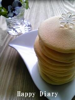 ミニミニホットケーキ2