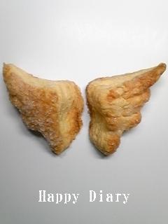 ヴィザヴィの天使の羽パイ