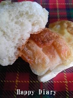 Wチーズパンカッと