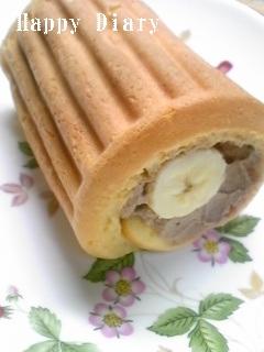 sudohogeさんのバナナロール