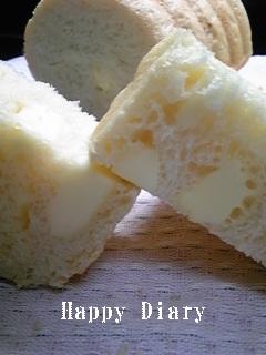 ラウンドチーズパン3
