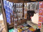 お酒(マラウィの市場)