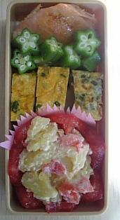 卵焼き鮭弁