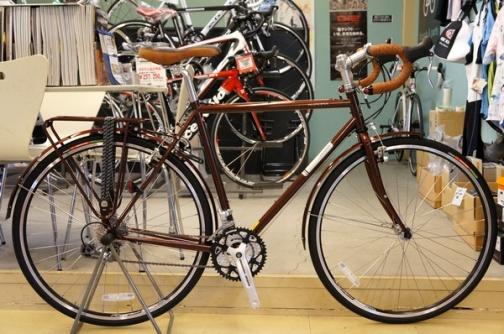 自転車の 自転車 旅 クロス ロード : 2012 JAMIS AURORAはこんな綺麗な ...