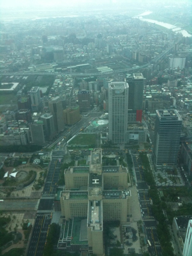 in the taipei101