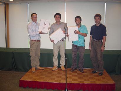 県青連ゴルフ写真