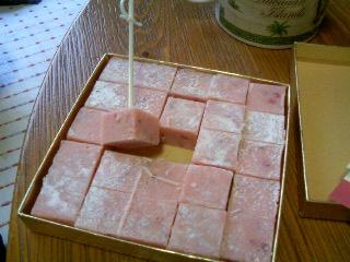 苺生チョコ