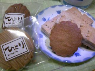 美味しい焼き菓子①