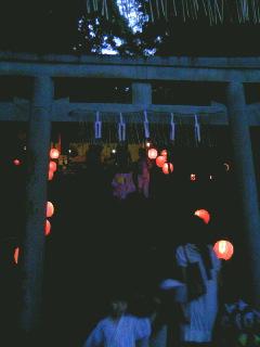 津島神社②