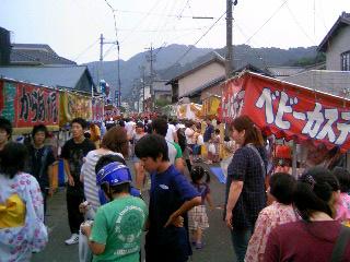 ぎおんの夜店09