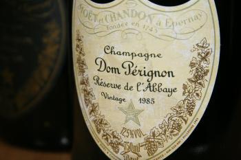 いそべの一品 ワイン ドンペリ ゴールド